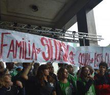 Otros tres días de huelgas y ocupaciones del Senasa contra los despidos masivos
