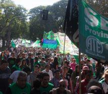Inédita unidad gremial en el Estado para revertir los despidos masivos de Etchevehere