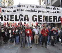 Avanzada del Oficialismo contra el derecho a huelga