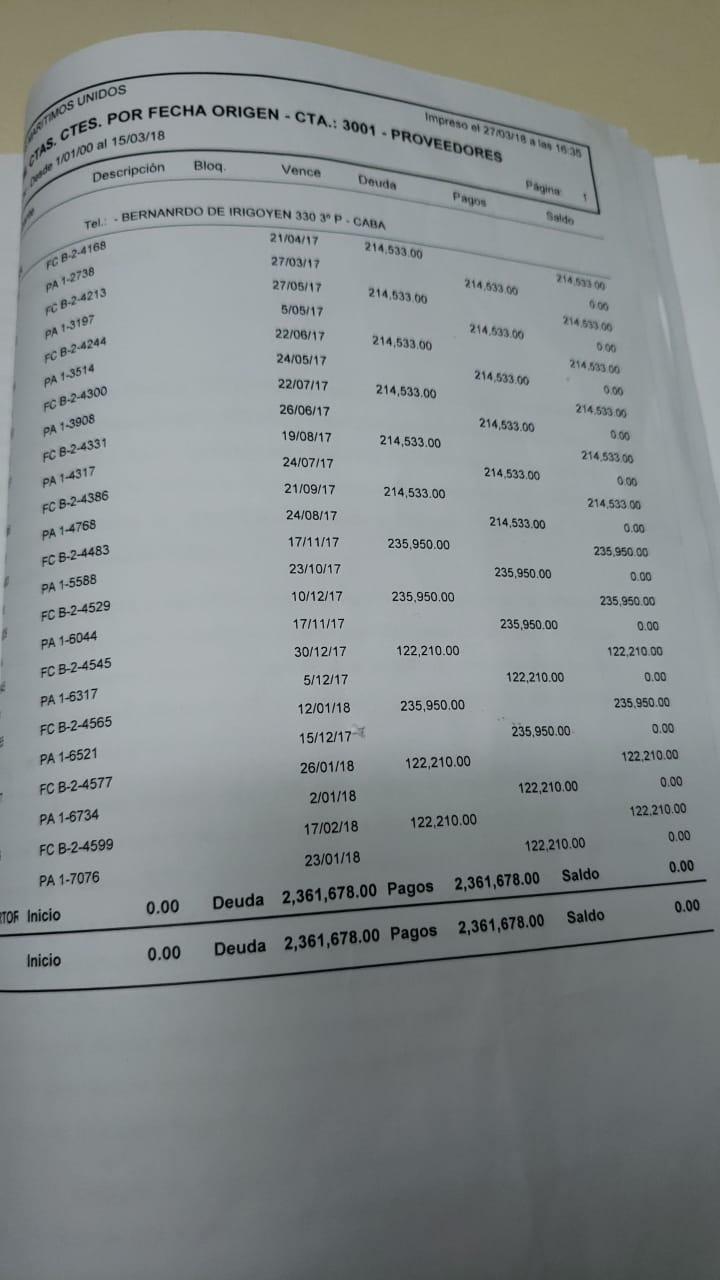 Denuncian que la intervención del SOMU pagó $2.3 millones por trabajos que nunca se hicieron