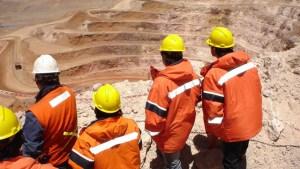 Personal Jerárquico de Minería rompe el techo