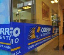 """Trabajadores del Correo Argentino protestan por """"paritaria cero"""""""