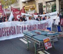 Vidal sigue sin aparecer y los médicos piden que los convoquen a paritarias