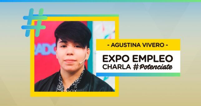 Cumbio en ExpoEmpleo: el cuentapropismo youtuberista es inclusión