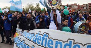 Paro en el EPEC contra la reforma labroal de Schiaretti