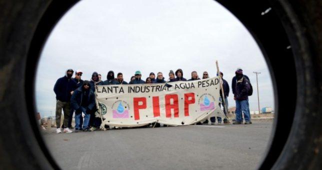 Otro golpe a la industria nuclear argentina