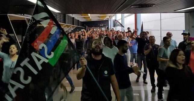 """Movilizan a los Martín Fierro """"para que la TV Pública no desaparezca de los televisores argentinos"""""""