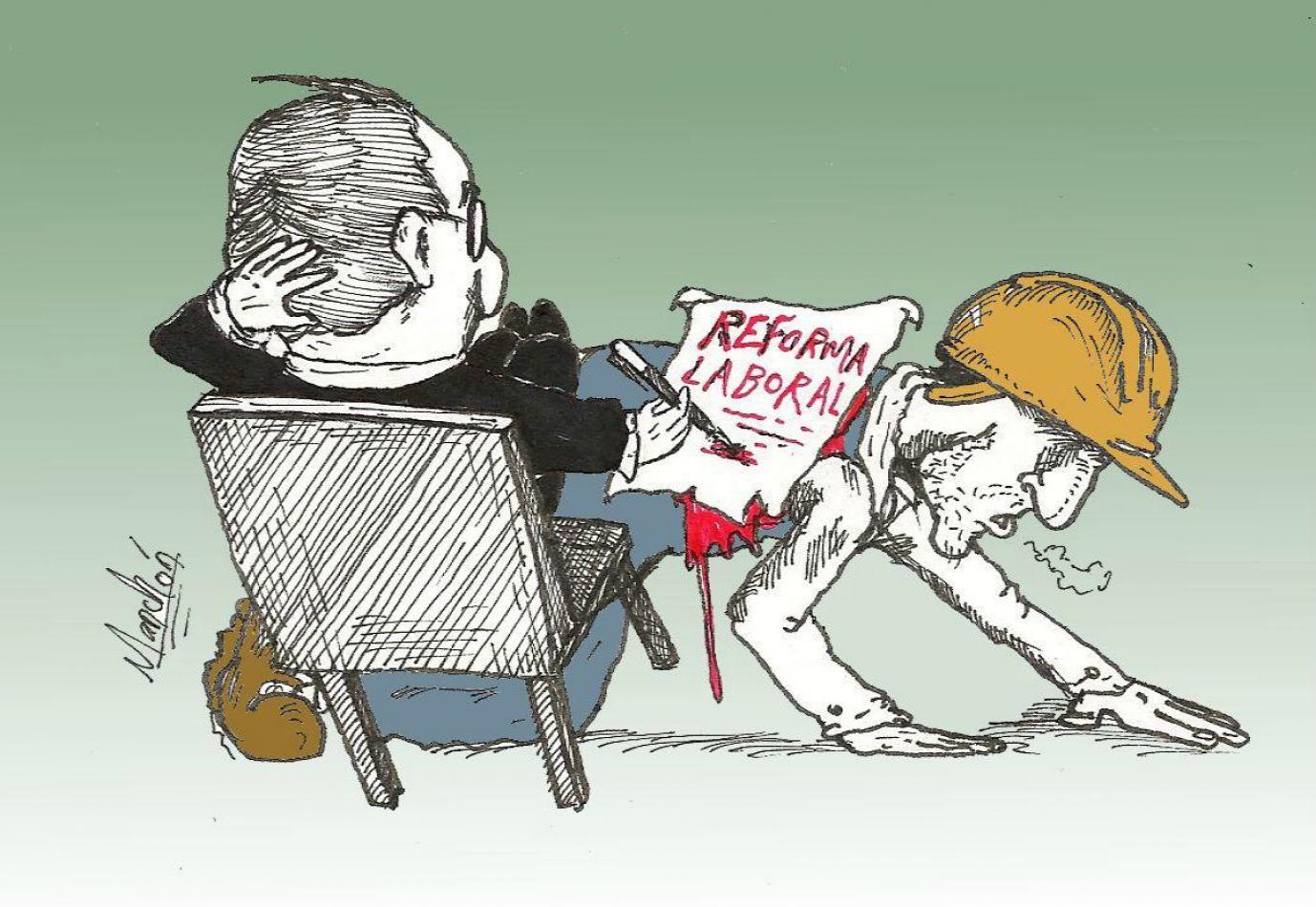 Laboralistas critican proyecto de Reforma Laboral
