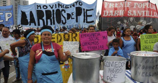 El triunvirato de San Cayetano se sumarán a la jornada de protesta del jueves