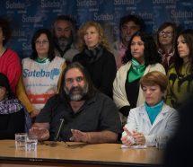 Ignorados por Vidal, los docentes realizarán un banderazo frente a la casa de la Provincia