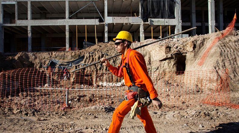 El 24% de las empresas de construcción recortará personal