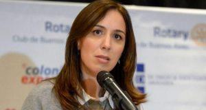 """Vidal reapareció para criticar a la CGT y tildó el paro de """"inservible"""""""