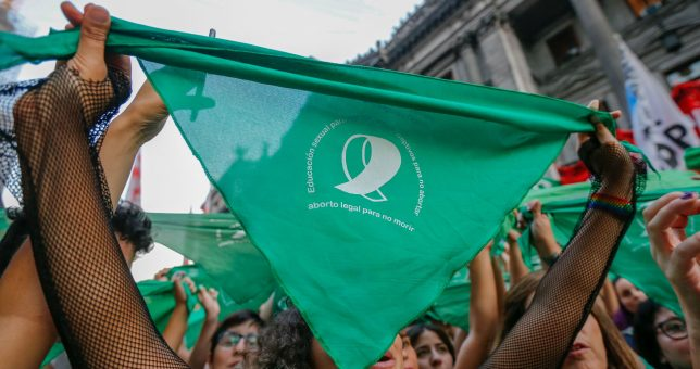 ¿Cómo se posicionaron los referentes sindicales respecto de la legalización del aborto?