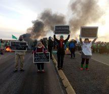 Los estatales rechazaron la propuesta de la provincia y sigue el caos en Chubut