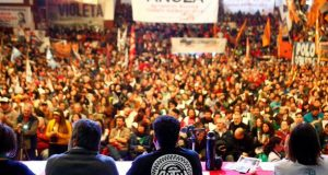 Con cortes y una movilización, el sindicalismo de izquierda se diferenciará hoy de la CGT