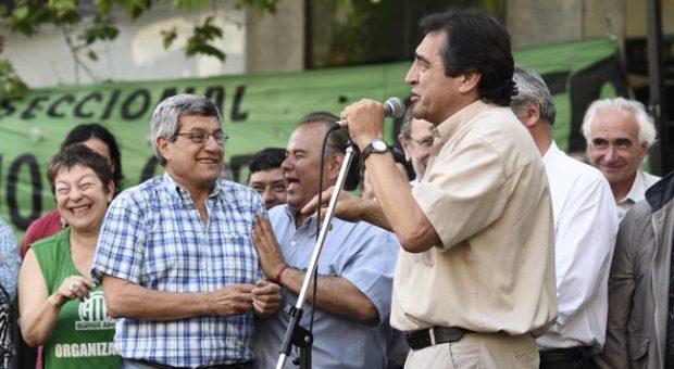 La CTA Perón se sumó al paro nacional del 25 de junio