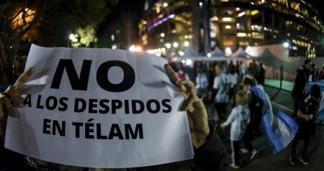 Fiscal pidió la reincorporación de los 354 despedidos de Télam