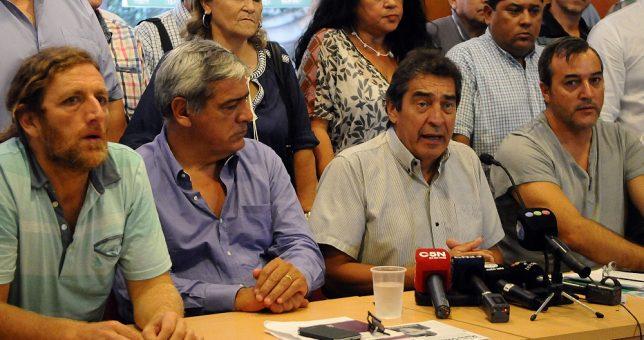 """ATE dice que el conflicto irá en ascenso """"hasta que obliguemos al Gobierno a cambiar el rumbo económico"""""""