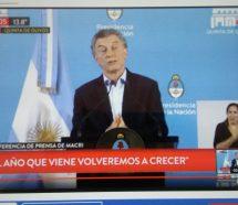 A la estratósfera!!! Macri asegura medio millón de trabajos en Vaca Muerta