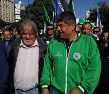 """Para Pablo Moyano, el Gobierno quiere intervenir Camioneros """"para robarse todo"""""""