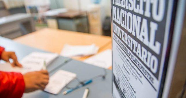 Frente al ajuste, docentes universitarios resolvieron no iniciar al segundo cuatrimestre