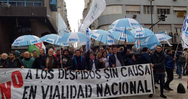 Diputados pidieron la reincorporación de los despedidos por Iguacel en Vialidad