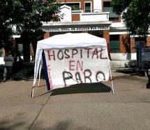 Médicos denuncian que Vidal los llamó una sola vez en 2018 a paritarias y definieron nuevos paros