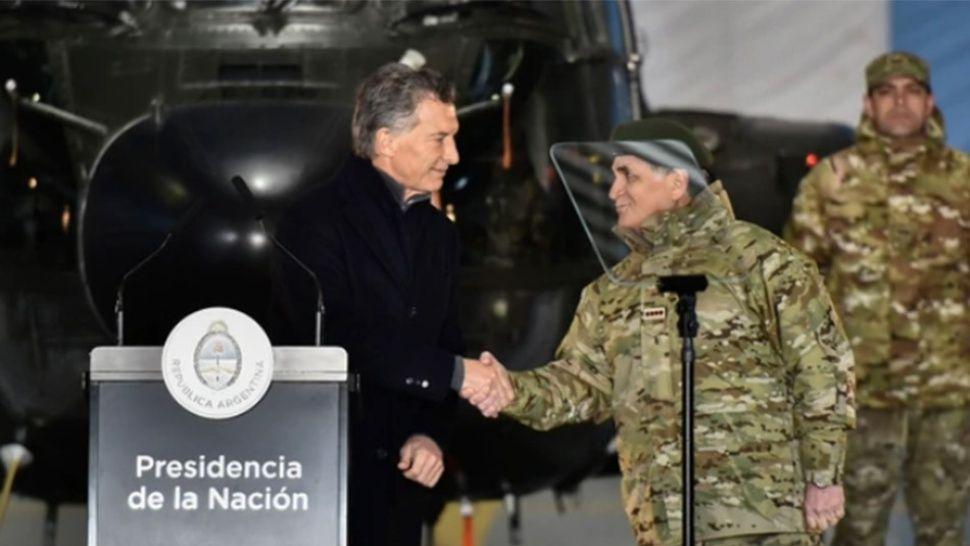 La CGT rechazó la participación de los militares en la seguridad interior