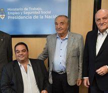 La reforma laboral, trasfondo del acuerdo entre Cavalieri y Triaca