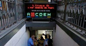 Larreta sigue sin convocarlos y hoy las protestas de los Metrodelegados llegan a la Línea B