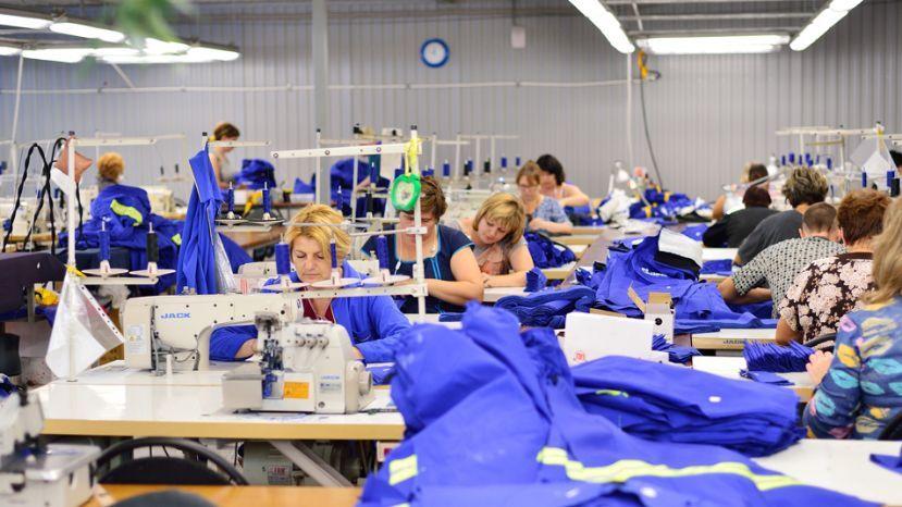 Se desploma casi un 7% la producción textil en lo que va del año