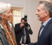 Pacto Macri – FMI: más despidos de estatales, reducción salarial y venta del fondo de la Anses