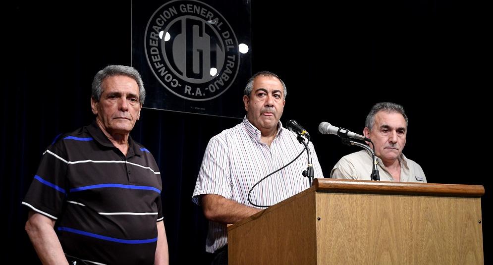 Sin Moyanistas y sin la Corriente, la CGT le puso fecha al plenario que definirá la continuidad del triunvirato
