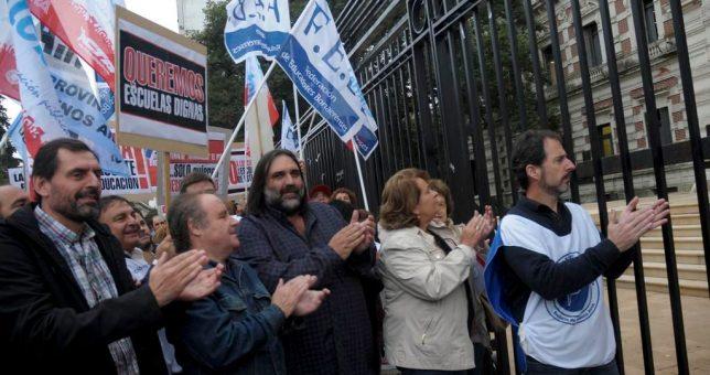 Pasaron dos semanas de conciliación obligatoria y Vidal todavía no convocó a los docentes