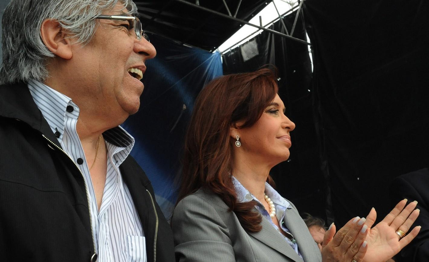 Todas las miradas puestas en Smata y en la potencial cumbre CFK - Moyano