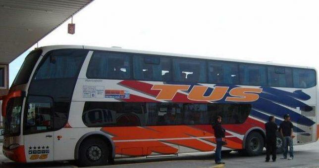 Quebró la empresa de transporte cordobesa TUS y peligran más de 200 empleos