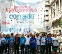 El Gobierno volvió a ofrecerle 15% a los docentes universitarios y se profundiza el conflicto