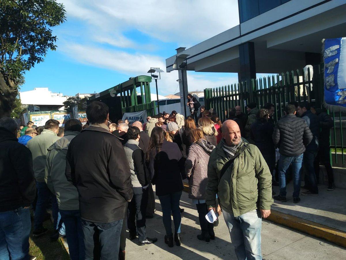 Con aval del concejo deliberante, paralizan Atucha por tiempo indeterminado contra los despidos