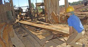Se derrumba la industria maderera y hay temor por los puestos de trabajo