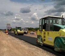 A pesar de la promesa de que no se detendrá la obra pública, despiden 150 empleados de la obra de la Autovía 33