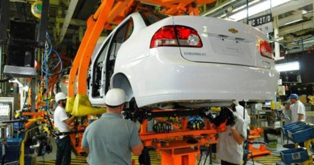 General Motors dispone un plan de suspensiones para 1.500 operarios