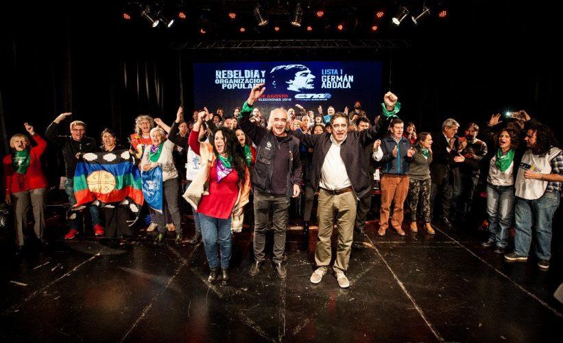 En medio de la disputa por la legalidad de los comicios, la CTA Perón eligió a Peidro hasta 2022