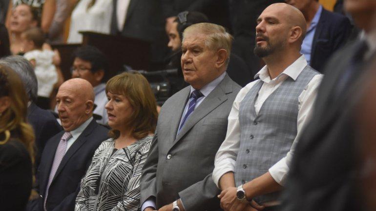 Descubren una offshore a nombre del hijo del gremialista favorito de Macri