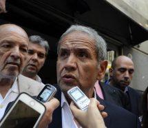 Palazzo pidió negociar paritarias mes a mes