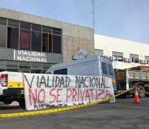 """Con respaldo multisectorial, lanzan la marcha federal y contra el """"desguace privatizador"""" de Vialidad Nacional"""
