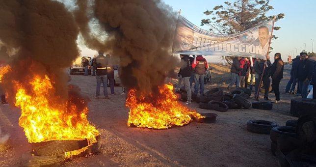 Sigue la crisis energética en Chubut y en localidades los trabajadores suman 5 meses sin cobrar