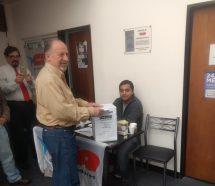 Yasky fue reelecto y tiene un nuevo mandato al frente de la CTA de los Trabajadores