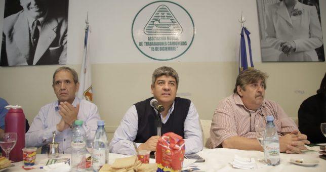 El Frente Sindical movilizará para rechazar el presupuesto y llama a los diputados a no votarlo