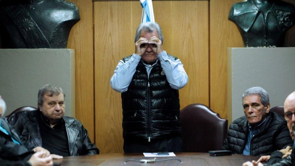 Reapareció Barrionuevo y comparó a Marcos Peña con Lopez Rega