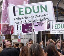 Fedun aceptó la oferta del Gobierno y se debilita la huelga docente universitaria